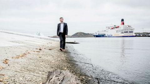 – Å starte et selskap er jo egentlig galimatias, så det er veldig nyttig å ha vært gjennom før, sier Kjetil Bøhn, administrerende direktør i Quantafuel, et selskap som lager drivstoff av plastavfall.