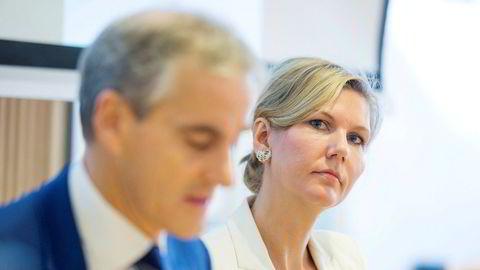 Ap-politiker Marianne Marthinsen ønsker seg en tøffere linje i skattespørsmål fra Oljefondet og Norges Bank.
