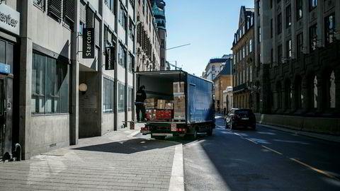 Varelevering til butikker og næringsdrivende i Oslo sentrum kan bli enda vanskeligere.