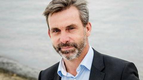 Quantafuel-sjef Kjetil Bøhn betegner den elleville kursoppgangen på 66 prosent den siste uken som «hyggelig».