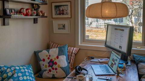 Det at mange har etablert et eget kontor hjemme, gjør at arbeidsmiljølovens bestemmelser virker lite fleksible.