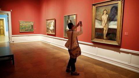 Forskeren Siv Rebekka Runhovde ved Politihøgskolen har satt det norske kunstmarkedet under lupen og publiserer i første omgang en vitenskapelig artikkel om handel med Edvard Munchs kunst.