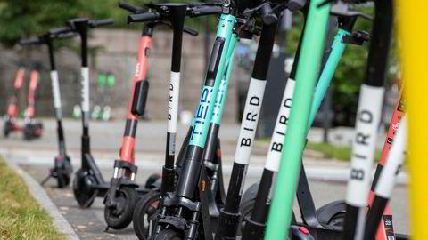 Mange tusen elektriske sparkesykler preger bybildet i Oslo og flere andre steder her i landet.