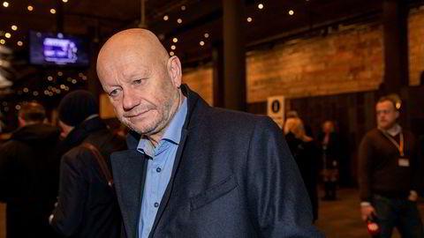 Norsk Industris administrerende direktør Stein Lier-Hansen.