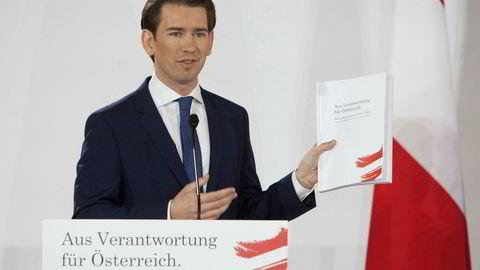 Østerrikes statsminister Sebastian Kurz sa at landets nye regjering vil si nei til Mercosur og vil gå inn for at «avtalen blir avvist i sin nåværende form».