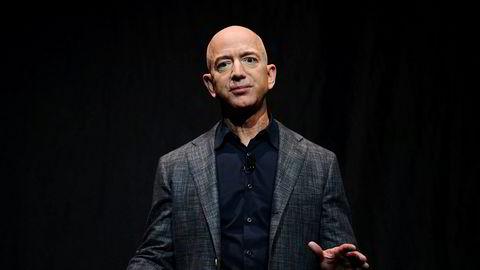Amazon har rettet et søksmål mot det amerikanske forsvarsdepartementet, Pentagon. Amazon forventet å bli tildelt en skylagringskontrakt til en verdi på om lag 92 milliarder kroner. President Donald Trump har lenge hatt et anstrengt forhold til konsernsjef Jeff Bezos.