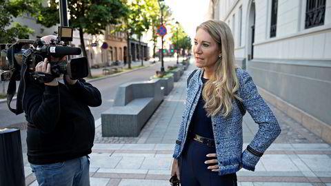 Julie Brodtkorb, leder av Norges Banks representantskap, mener avtalen mellom påtroppende oljefondssjef og sentralbanken ikke er god nok.