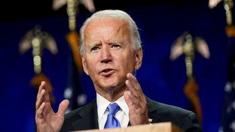 Demokratenes presidentkandidat Joe Biden, som stort sett har drevet valgkamp hjemmefra, sier torsdag at han skal besøke delstater som kan avgjøre høsten valg.