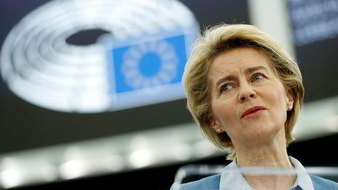 Europakommisjonens nye president Ursula von der Leyen har lovet storstilt avkarbonisering av energisystemene i EU. Det betyr at også naturgass på sikt må ut.