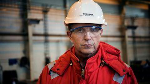 Fagforeningsleder Atle Tranøy etterlyser sterkere tiltak for oljebransjen. Bildet er fra 2016.