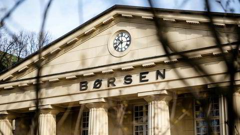 Oslo Børs stengte opp litt over 1,5 prosent onsdag. Torsdag fortsetter resultatrapporteringen for første kvartal.
