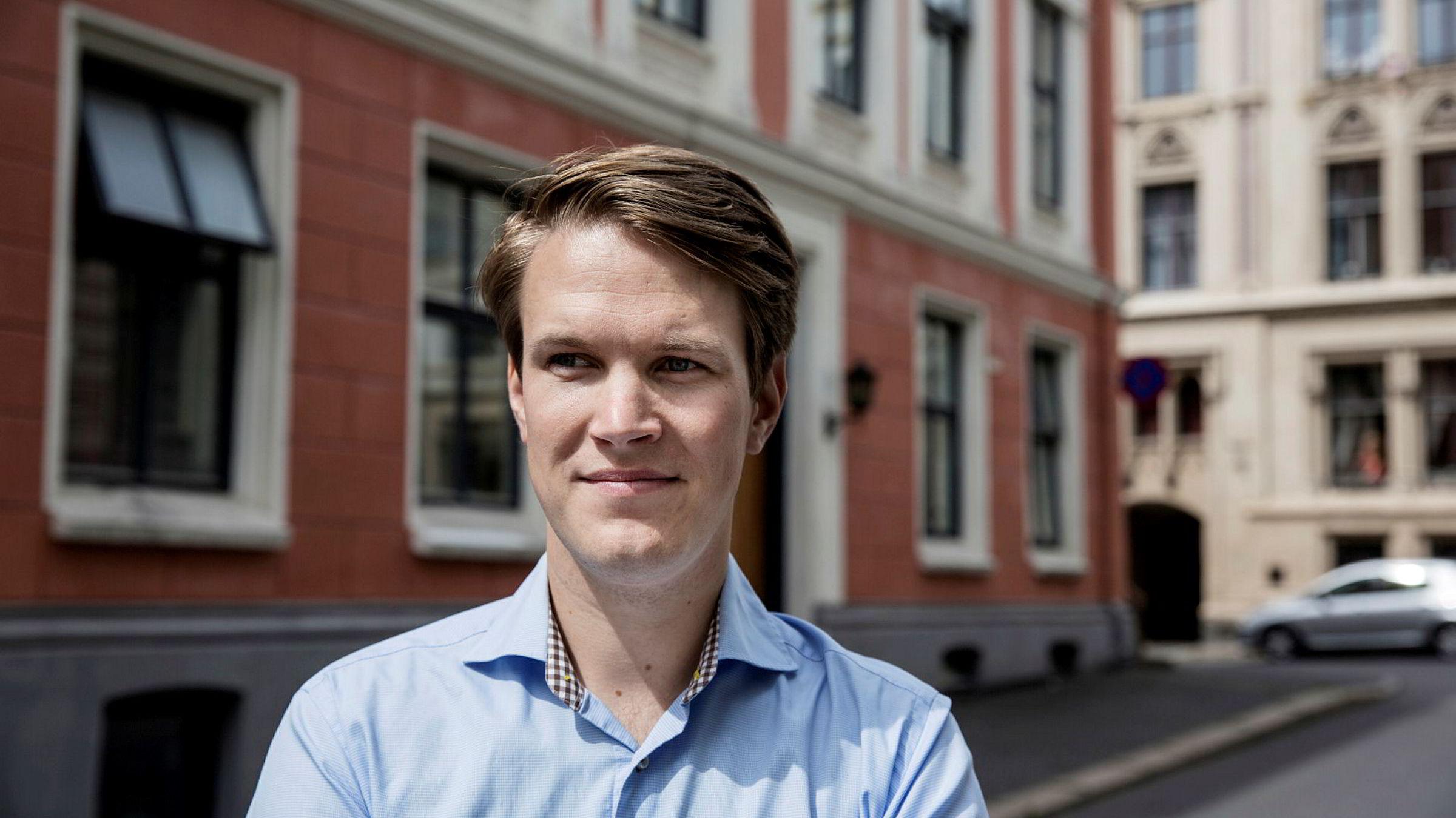 Utdanningspolitisk talsperson Torstein Tvedt Solberg (Ap) mener skolens hovedoppgave er å sørge for utjevning.
