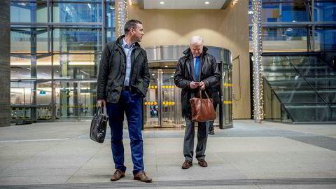 Njål og Per Sævik reddet Havila Shipping fra konkurs, men obligasjonseierne måtte ta tap.