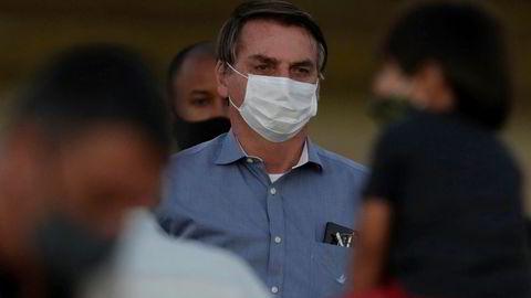 BRasils høyesterett beordrer president Jair Bolsonaro til å innføre tiltak for å beskytte landets urfolk mot koronaviruset.