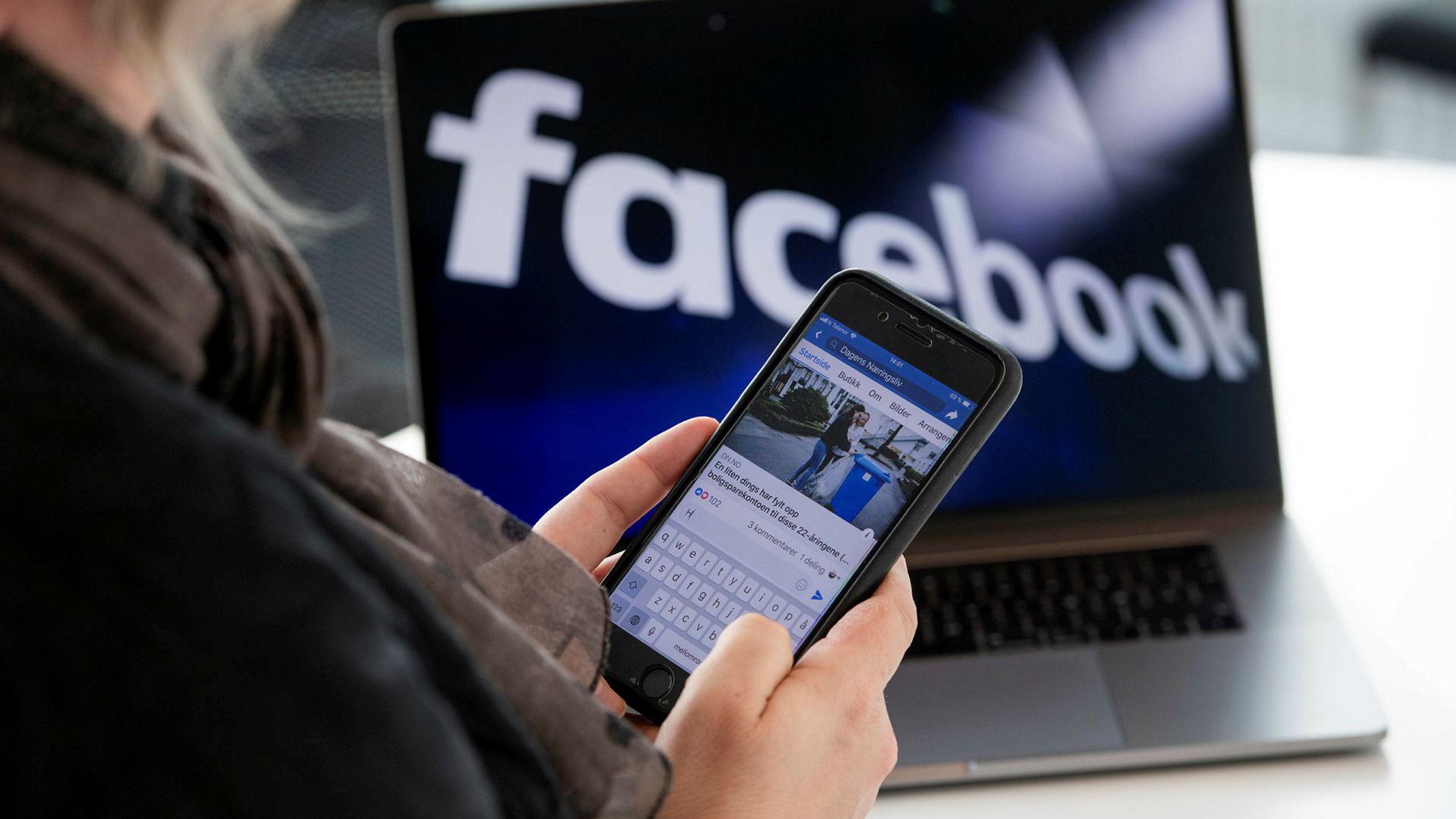 Facebook meldte seg helt uoppfordret til tjeneste da selskapet fikk nyss i at myndighetene ville spore nordmenns bevegelser og kontakter.