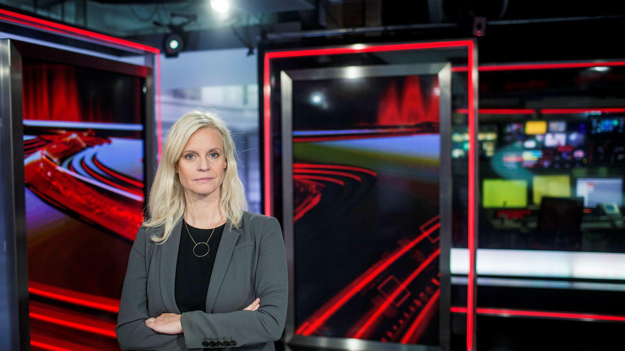 Karianne Solbrække er Nyhets- og aktualitetsredaktør i TV 2.