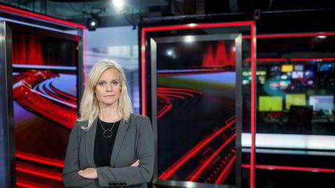Karianne Solbrække er Nyhets- og aktualitetsredaktør i TV 2. Foto: Eivind Senneset, Dagens Næringsliv