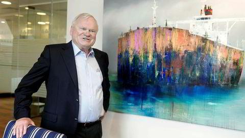 Hovedaksjonær og styreleder John Fredriksen i Seadrill.