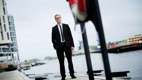 – Vi tror fremdeles ikke vi står overfor en hard nedtur, sier seniorøkonom Marius Gonsholt Hov i Handelsbanken.