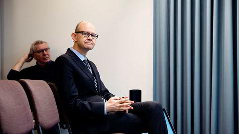Teknisk Beregningsutvalgs leder Geir Axelsen la mandag frem nye tall som viste at offentlig sektor var den store lønnsvinneren i fjor, med statsansatte, komunneansatte og helseforetak på første, andre og tredjeplass.