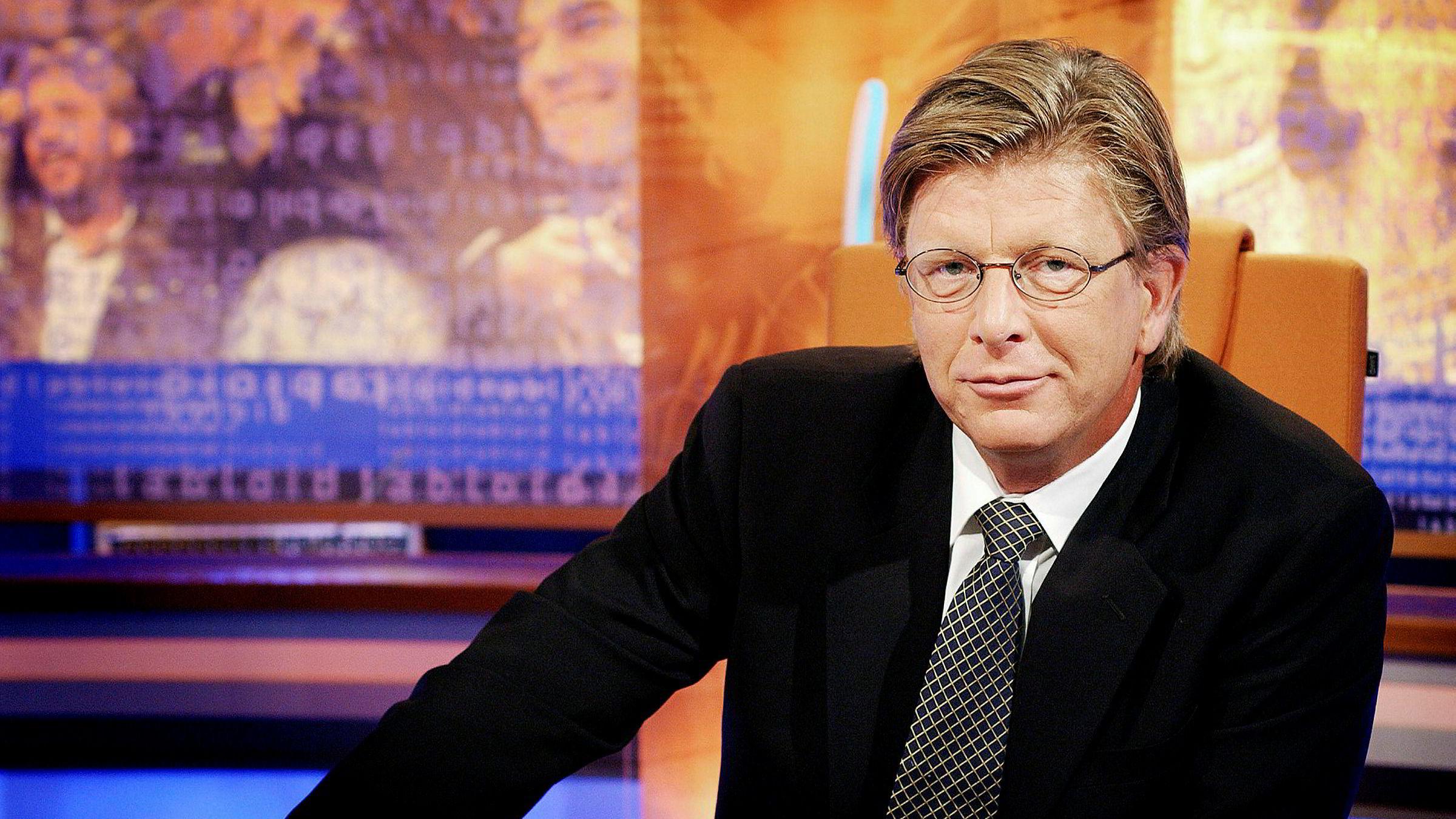 Utenriksreporter i TV 2, Pål T. Jørgensen.