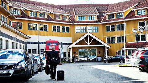 Hotellene på Gardermoen, her Clarion Hotel Oslo Airport, spiser en stadig større bit av kurs- og konferansekaken. I årets to første måneder skjedde 17,8 prosent av alle kurs- og konferanseovernattinger i nærområdet til hovedflyplassen.