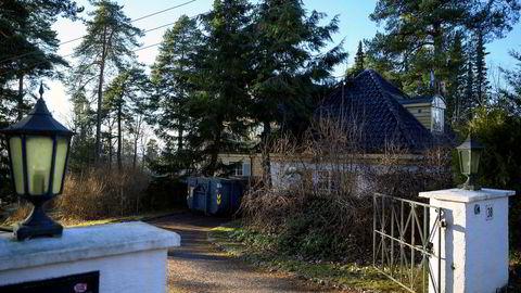 Frederik Selvaag sikret seg den 2,76 mål store eiendommen på Ullern i Oslo for 32,5 millioner kroner.