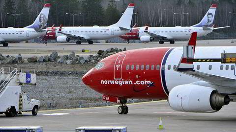 Norwegian har i tråd med ny strategi besluttet å legge ned alle langdistanseruter fra København og som her Stockholm.