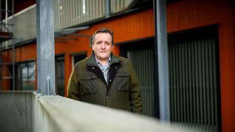 Norwegian Crystals-sjef Gøran Bye jobber for å redde solenergiselskapet fra konkurs.