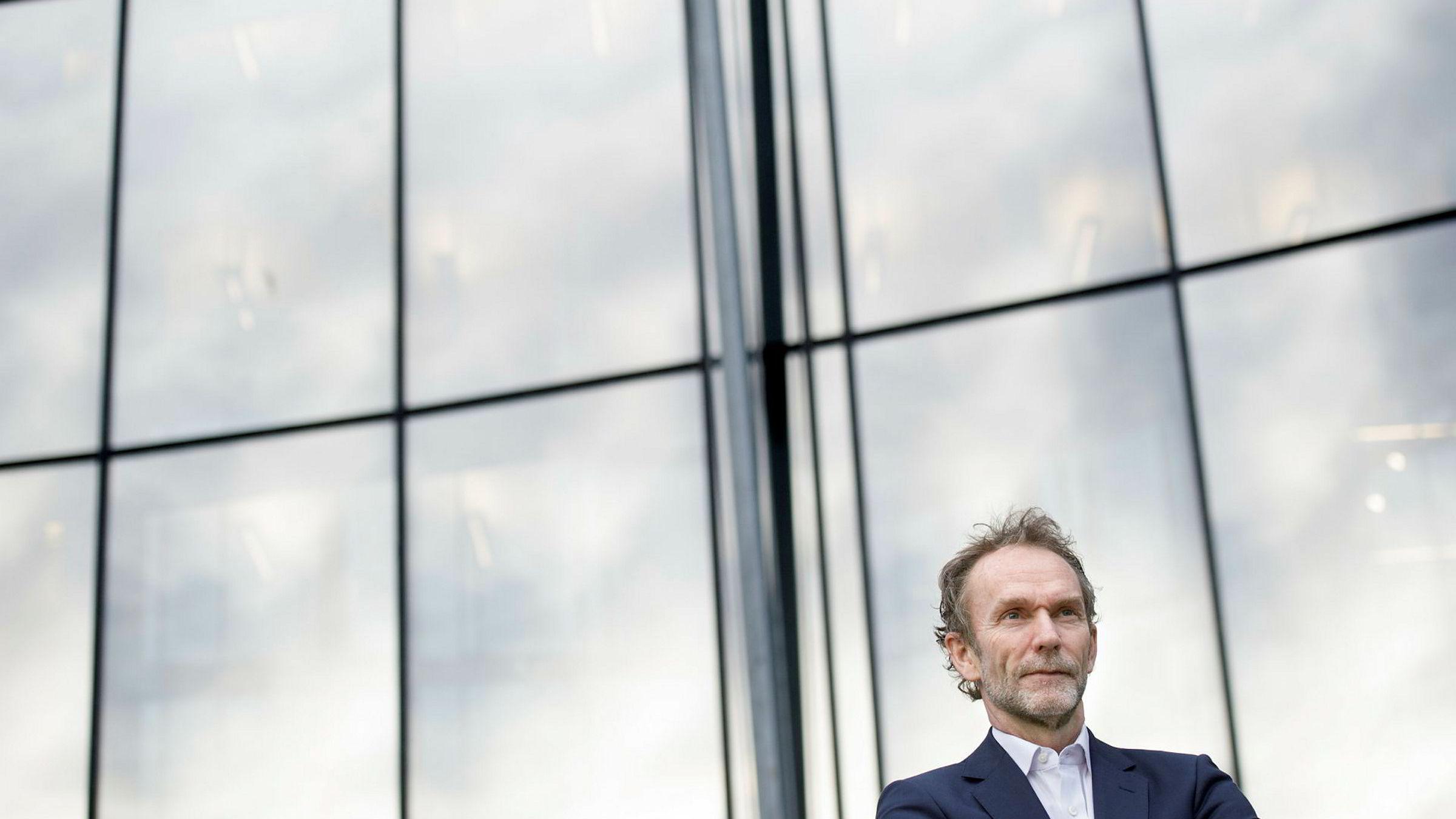 Sjeføkonom Harald Magnus Andreassen i Sparebank 1 Markets advarer om børsras.