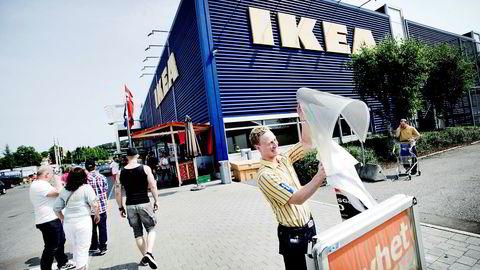 Ikea har gjenåpnet nesten alle sine varehus etter korona-nedstengning verden over.