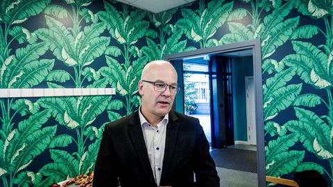 Kringkastingssjef Thor Gjermund Eriksen, går for seks nye år i NRK.