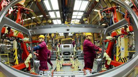 Det var en svak bedring i den kinesiske industrien i november. Det kan fortsette hvis Kina og USA bli enige om første fase av en handelsavtale om kort tid. Det lover bra for verdensøkonomien inn i 2020.
