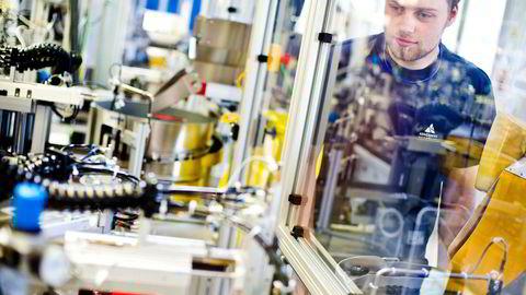 Bildelprodusenten Kongsberg Automotive har havnet i kryssilden i den eskalerende handelskrigen. Foreløpig forventer selskapet begrensede skadevirkninger.