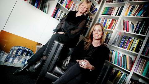 Privat sektor danner over tid grunnlaget for velstanden, skriver Kristin Clemet (til venstre) og Mathilde Fasting.