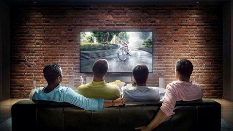 Det beste for både tv-bransjen og forbruker er at kunden har valgalternativer.