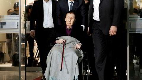 Grunnlegger Shin Kyuk-ho av Lotte Group i Sør-Korea ble dømt for korrupsjon i 2017. Han døde i helgen, men skal ikke ha etterlatt seg et testament. De to sønnene er ikke på talefot.