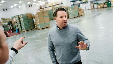 Koronaviruset kan bli et gjennombrudd for hjemlevering av mat, tror Kjetil Graver.