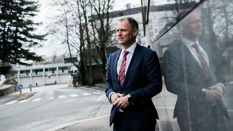 Finansdirektør Lars Christian Bacher i Equinor går av fra og med 1. november 2020.