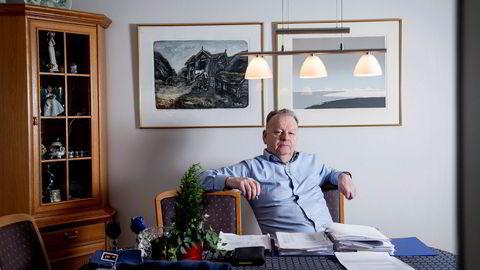 Privatetterforsker Finn Abrahamsen ble engasjert etter at BankID-offeret hadde blitt dømt i tingretten til å betale erstatning til to banker.