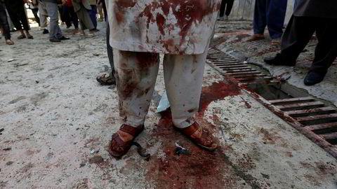 Afghanistan er fortsatt et veldig farlig land å være i.