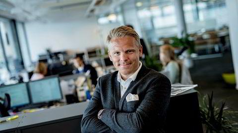 Anders Skar er norgessjef i Nordnet, som har fått medhold av Finansklagenemnda etter å ha blitt klaget inn av en uheldig investor.