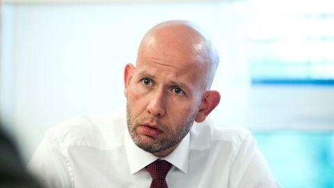 Tidligere olje- og energiminister Tord Lien har fått ny jobb.