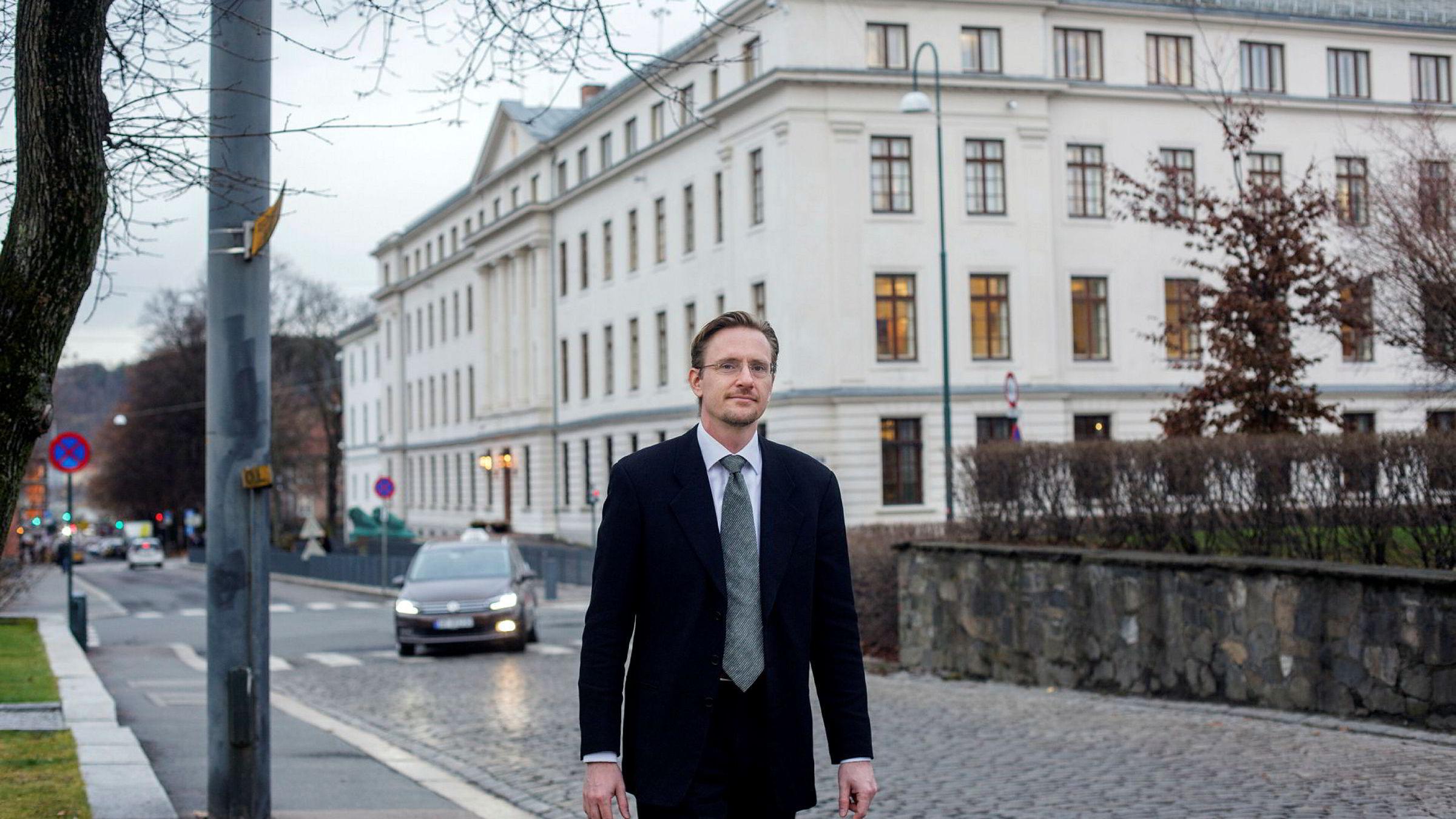 Hans Lorenzen er sjef for europeisk kredittstrategi i Citi.