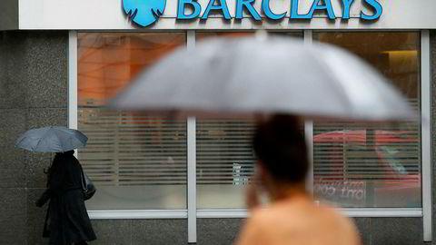 Barclays på en kvartalsvis økonomisk vekst i eurosonen på 0,4 prosent i tredje kvartal.