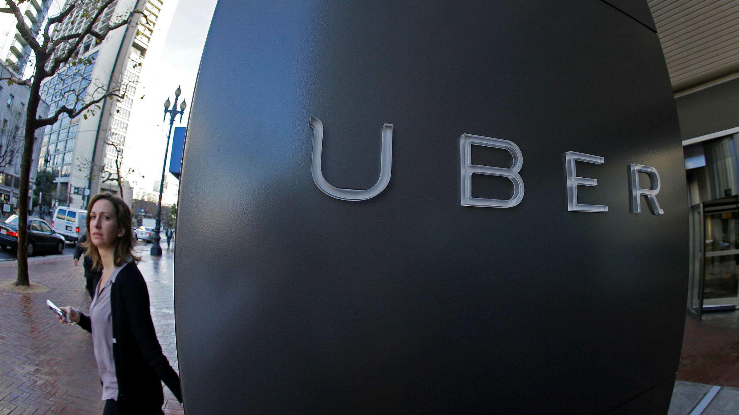 Vi lever vi under optimale forhold for nylanseringer. Å gå fra å bruke taxi til Uber krever minimalt med innsats. Men kan Uber lene seg tilbake og regne med lojale kunder?, spør artikkelforfatteren.