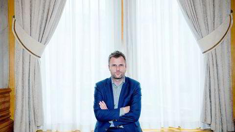 01.03 2016 Oslo Aps helsepolitisk talsmann Torgeir Micaelsen. Sak: Vil ha flere sykehussjefer.