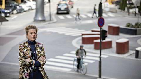 – Det kan bli noen veldig gode anbud fremover, også i offentlige anbudsrunder, hvis noen nå for eksempel misbruker permitteringsordningene og bruker permitterte til å jobbe, sier Hedvig Moe, konstituert Økokrim-sjef.