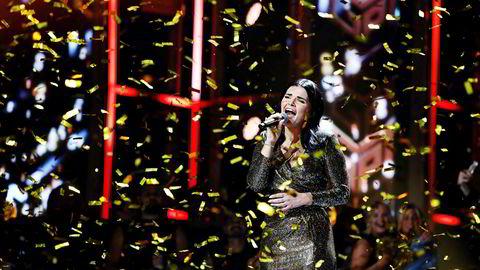 Rundt en million seere så Ulrikke Brandstorp vinne finalen i norske Melodi Grand Prix.