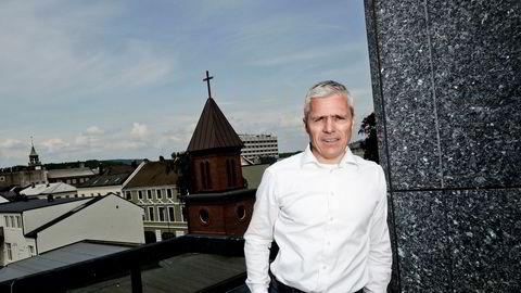 Rasmussengruppen fikk et overskudd før skatt på 647 millioner ifjor. –Et medium resultat, mener administrerende direktør Dag Rasmussen.
